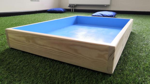 Юнгианская песочница для развития детей